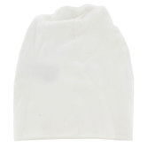White Infant Knit Cap